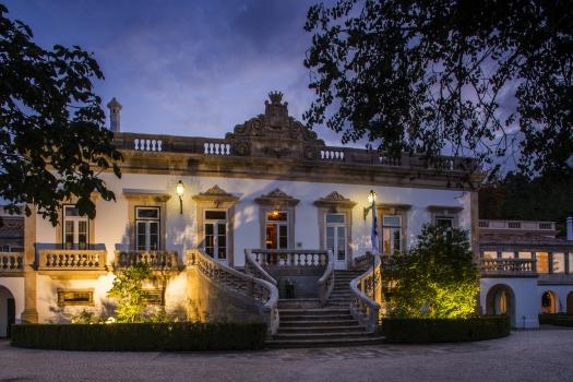 Quinta das Lágrimas - Fachada - Centro de Portugal